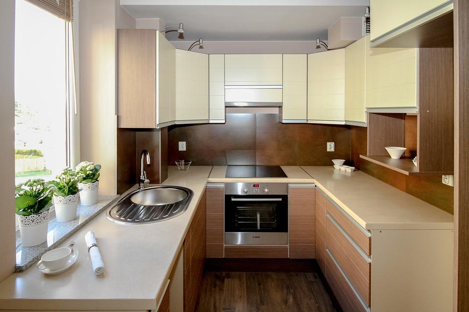 ADU kitchen portland