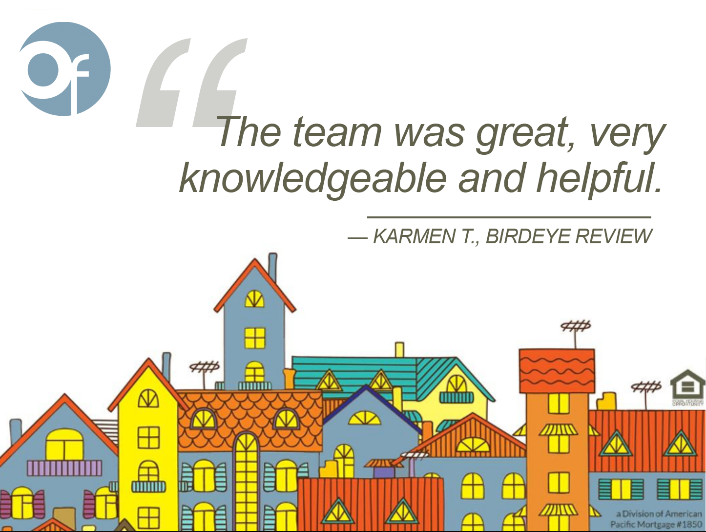The team was great, very knowledgeable and helpful.